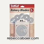 Rotary Cutter 45mm Blades - Product Image