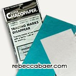 Water-soluble Chaco Transfer Paper - Product Image